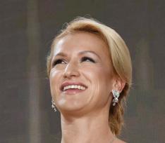 Татьяна Волосожар выбрала новорожденному сыну иноязычное имя
