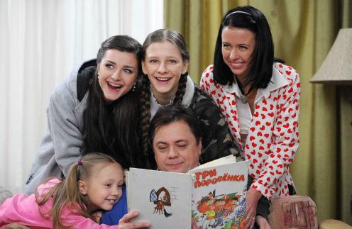 «Папины дочки»: что стало с актерами нашумевшего сериала