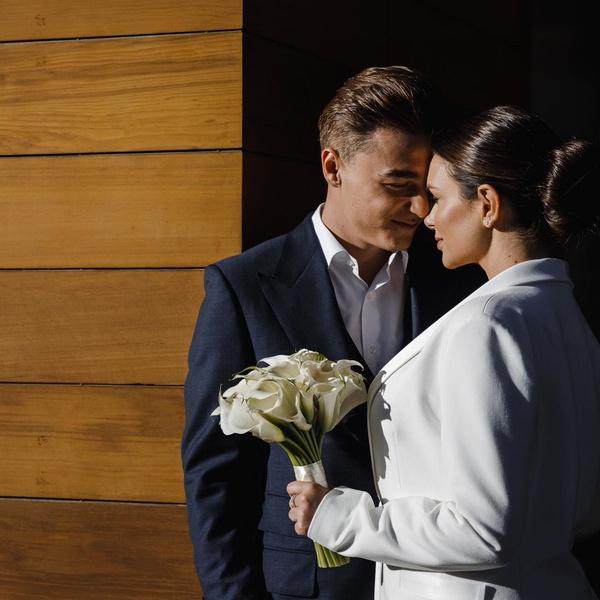 В этом году ожидается третья свадьба Кати и Артема.