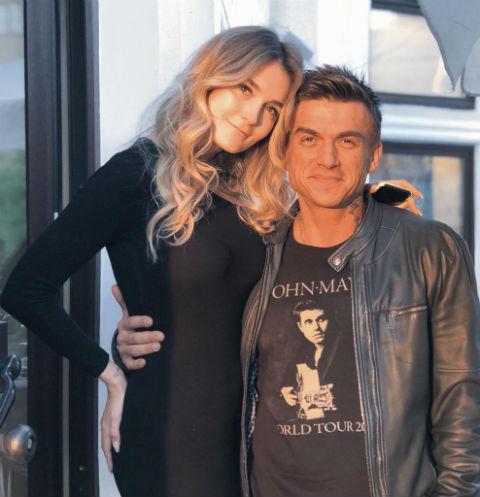 Влад Топалов с сестрой Алиной