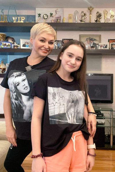 У Кати и Игоря растет дочь Эмилия