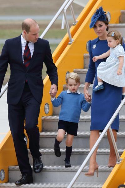 Кейт хотела бы больше посвящать себя детям