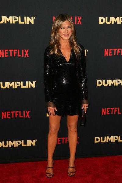 Недавно актрисе снова приписывали беременность