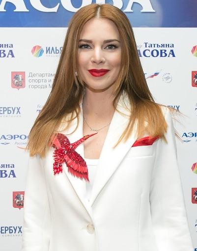 Певица Наталья Подольская