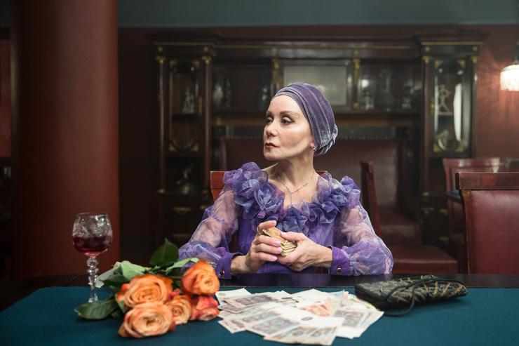 Новости: Все женщины майора Черкасова: секреты седьмого сезона сериала «Мосгаз» – фото №8