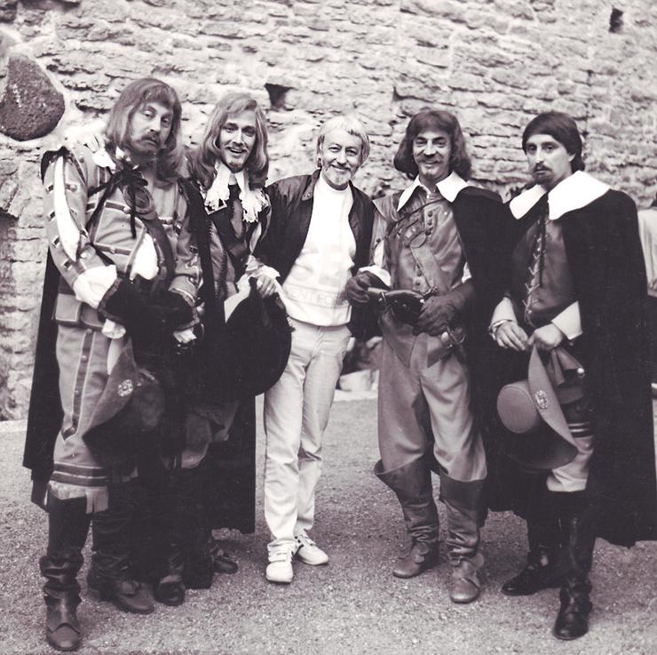 Большая часть съемок проходила в Таллине