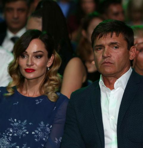 Игорь Лифанов с женой Еленой