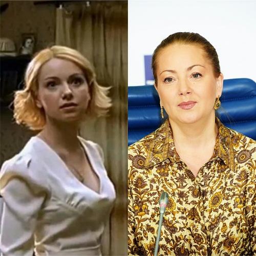 Ольга Будина в роли Марины Голощекиной