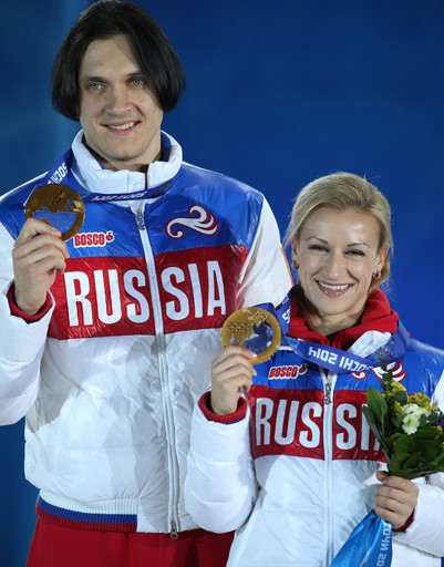 Татьяна Волосожар и Максим Траньков стали двукратными чемпионами олимпийских Игр