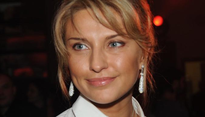 Екатерина Архарова родила сына
