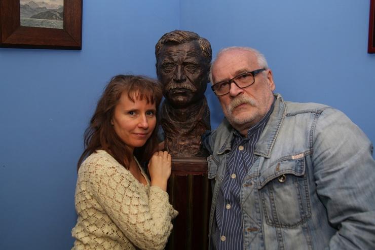 Борис Георгиевич и Елена стали родителями