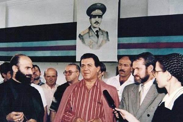 Иосиф Кобзон в Чечне