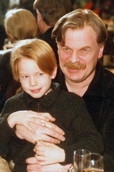 Владимир Петрович стал наставником для внука Никиты