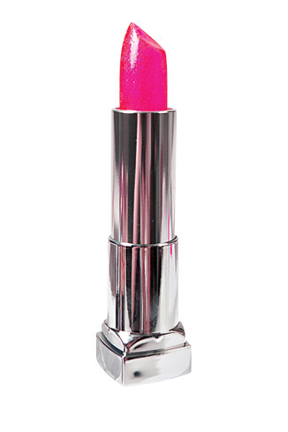 Maybelline New York Помада-блеск «Фруктовый лед», №030 Pink Lollipop, 299 руб.