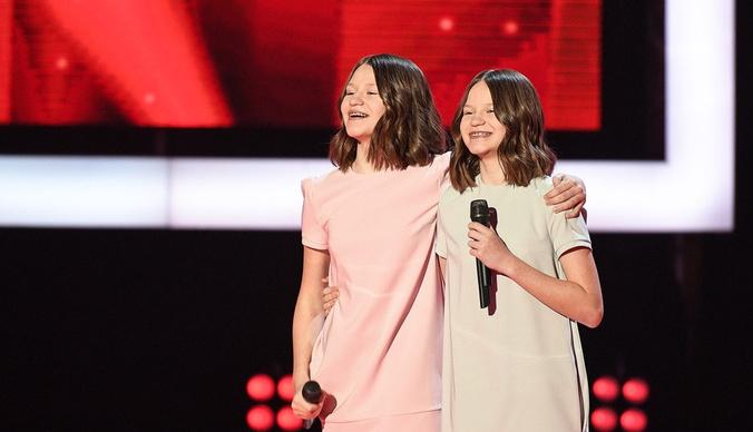 Участницы шоу «Голос.Дети» сестры Березины: «Хотим, чтобы не было страданий и болезней»