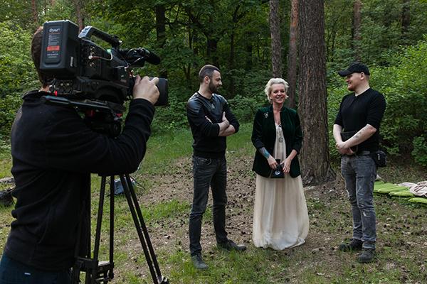 Финалистка шоу и ее наставник Константин Гецати были на его родине в Осетии