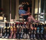 Арнольд Шварценеггер показал коллекцию обуви
