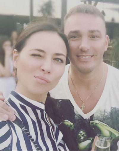Настасья Самбурская и Кирилл Андреев