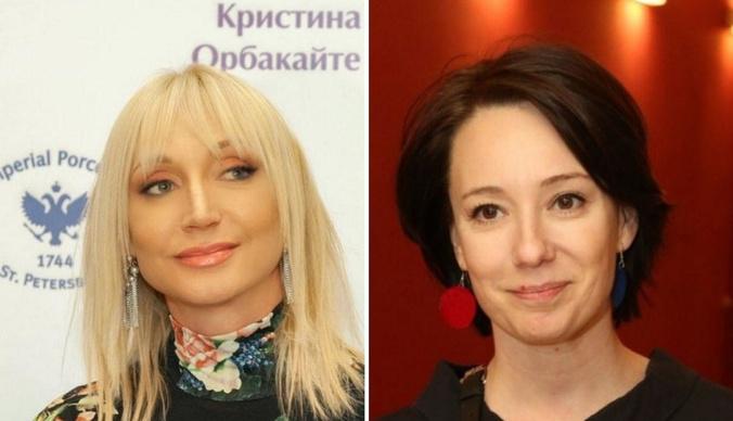 Кристина Орбакайте забрала работу у Чулпан Хаматовой
