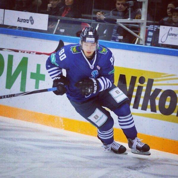 Олег считает одним из перспективных игроков