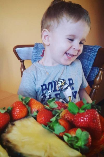 Ольга растерялась из-за болезни сына