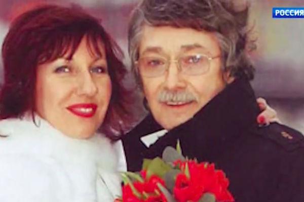 Игорь Старыгин и Екатерина Табашникова в день свадьбы