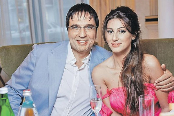 Сергей Коваленко счастлив в новом браке