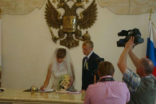 Свадьба Дениса и Дарьи состоялась в 2009 году