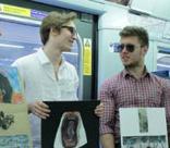 В московском метро состоится выставка NEVERMIND THE GAP // НЕ ПРИСЛОНЯТЬСЯ!