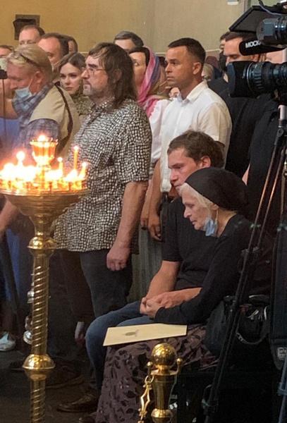 Жена музыканта прожила с ним в браке 39 лет