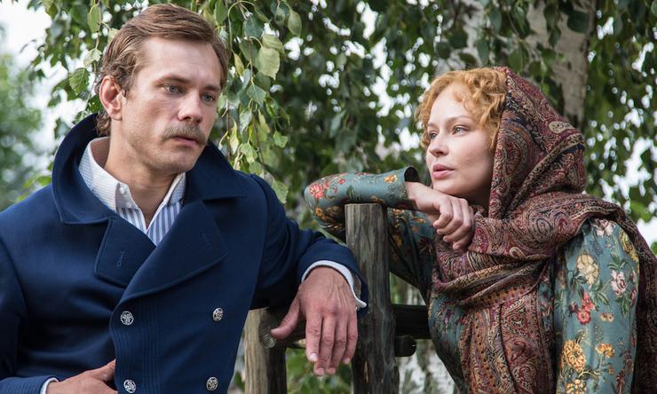 Рейтинг нового сериала «Угрюм-река» составляет 7,5 из 10 на Кинопоиске