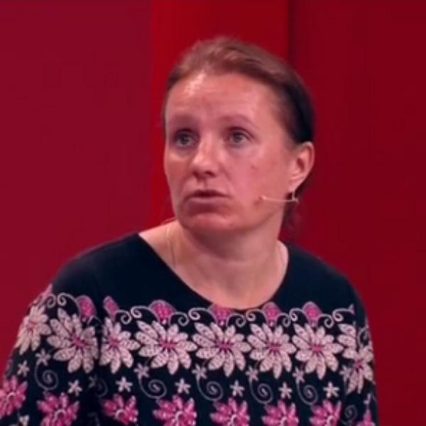 Мама пропавшего Романа Екатерина Давыдова