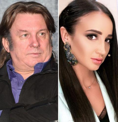 Юрий Лоза и Ольга Бузова