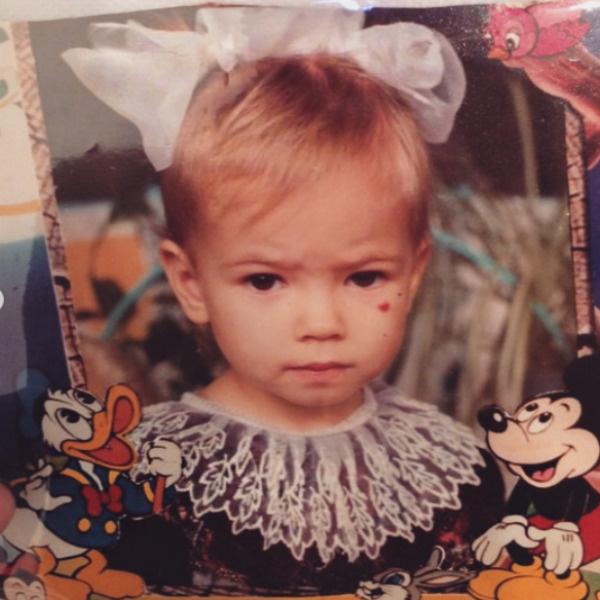Дарья признается, что у нее было трудное детство