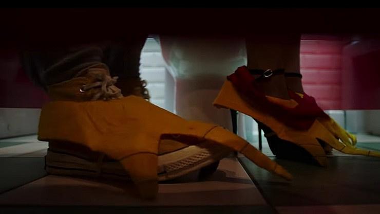 Съемка скрытой камерой, которую показывают в телешоу
