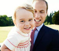 Принцу Георгу исполнилось два года