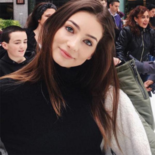 Дочь актера Мидоу Уокер