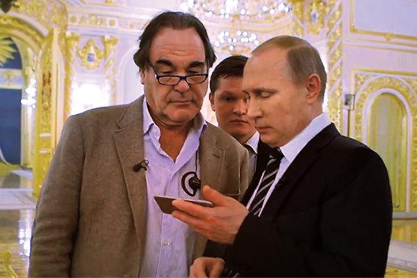 Оливер Стоун хотел открыть Америке многогранность российского лидера