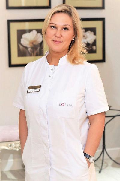 Светлана Перминова, косметолог-эстетист, специалист по массажу лица, восковой эпиляции, шугарингу, эпиляции Palomar