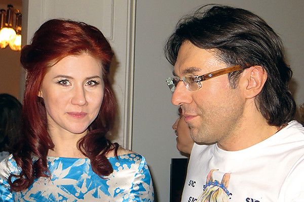 Я и Анна Чапман