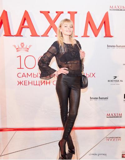 Анастасия Стежко, участница рейтинга