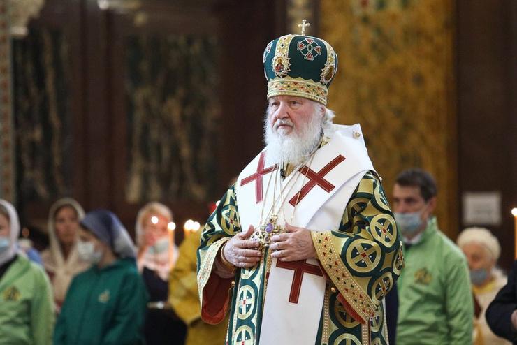 Решение должен подтвердить патриарх Кирилл