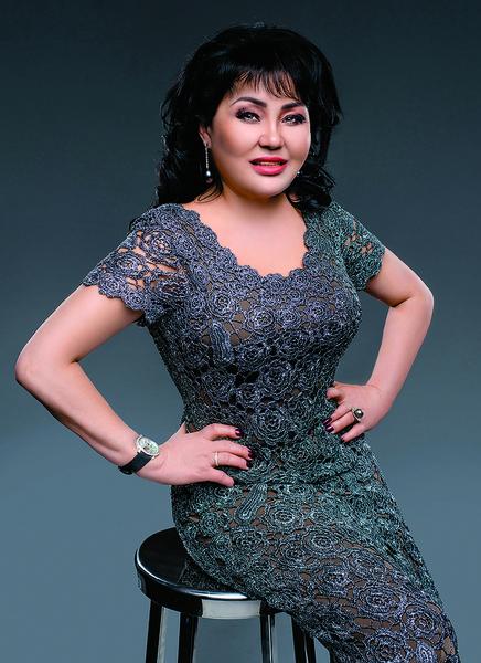 Клара Кузденбаева