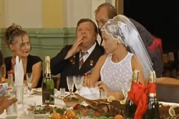Съемки в фильме «Свадьба» сблизили сестер