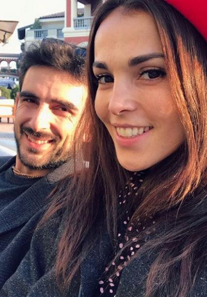 Сати Казанова с супругом