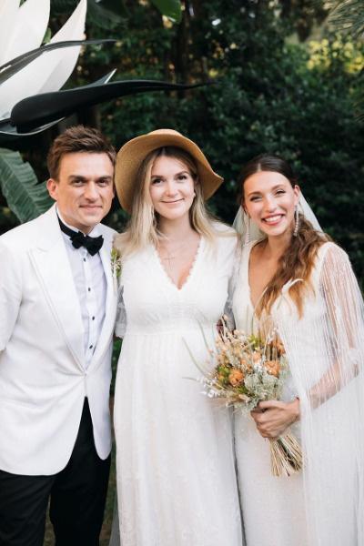 Свадьба Регина и Влада прошла в итальянском Сорренто