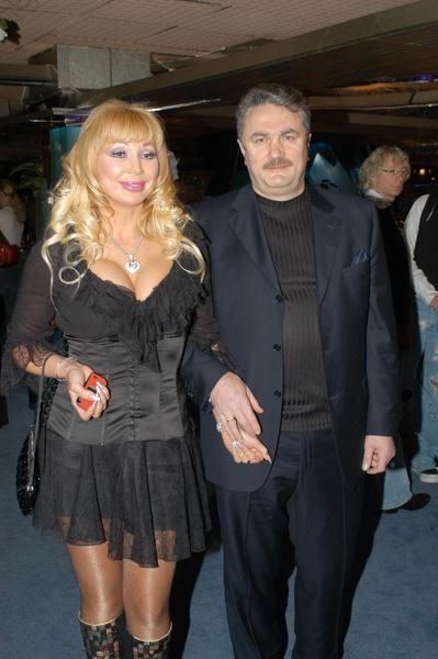 Маша и ее муж Виктор Захаров