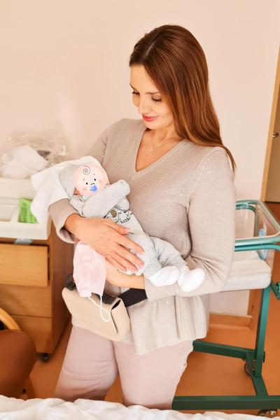 В марте Марченко стала бабушкой: у Богдана и его жены Кати родился сын Виктор