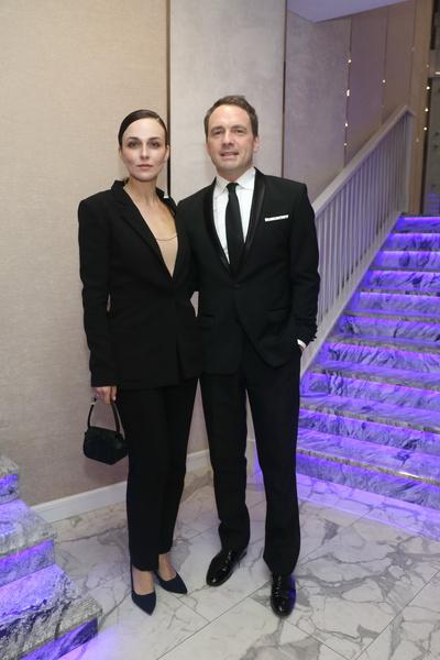 Анна и Виктор познакомились на программе, где шоумен был ведушим, а актриса — гостьей