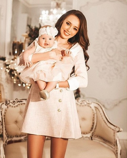 Анастасия Костенко гордится своим материнством